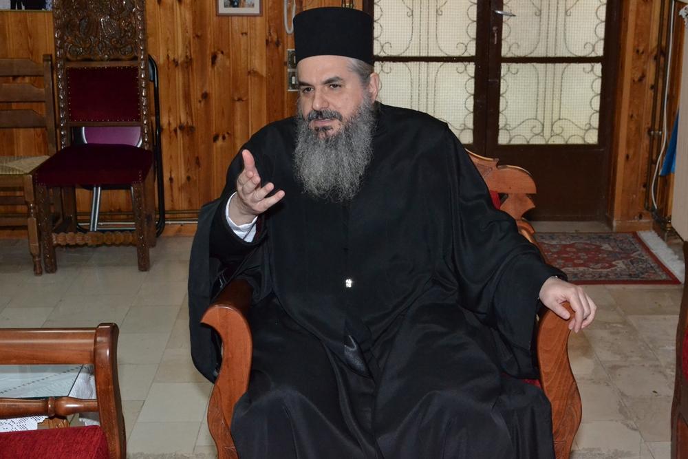 Μονή: Αγίων Κυπριανού και Ιουστίνης