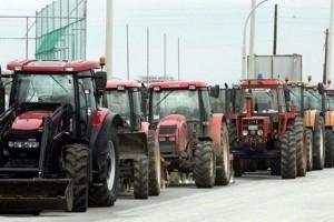 Μπλόκα αγροτών: Άνοιξε η E.O Λάρισας – Κοζάνης