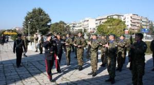 Την Πέμπτη η τελετή παράδοσης – παραλαβής στην 1η Στρατιά