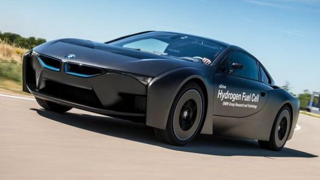 Υδρογονοκίνητο πρωτότυπο του i8 από την BMW