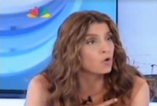 Χαμός στην εκπομπή της Τσαπανίδου – Άγρια κόντρα Δένδια-Ρήγα (video)