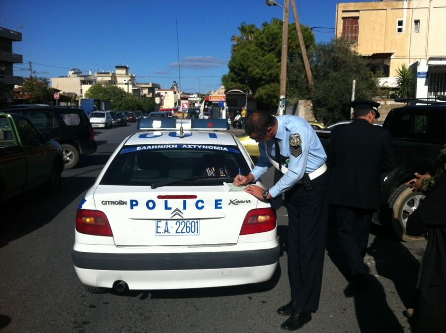 Συνελήφθησαν 19 άτομα στη Θεσσαλία