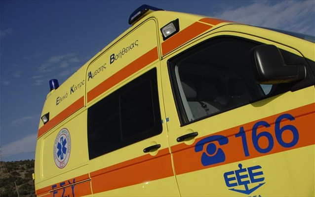 56χρονος έχασε τη ζωή του σε τροχαίο έξω από τη Λάρισα