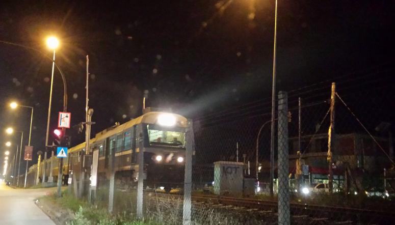 Άνδρας παρασύρθηκε από τρένο – Ζωντανός αλλά βαριά τραυματισμένος