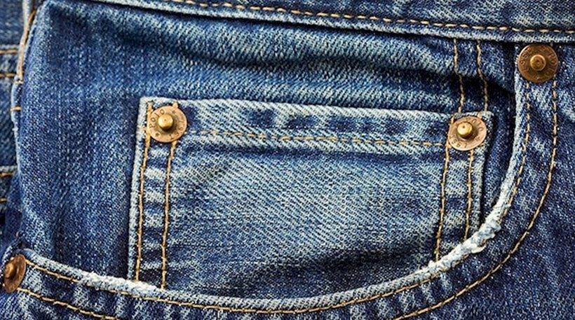 Να γιατί τα τζιν έχουν τρία μεταλλικά κουμπιά στις τσέπες