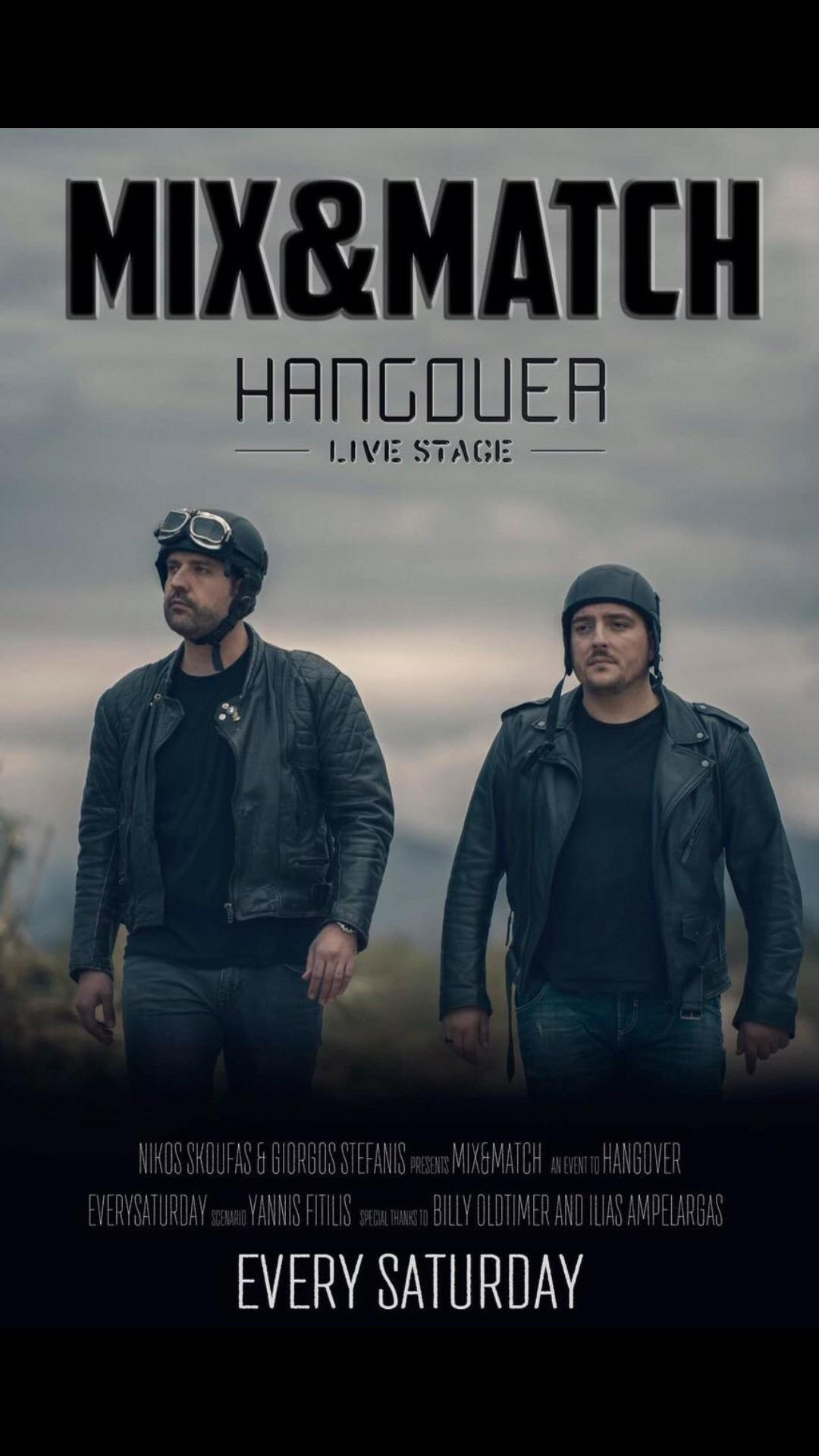 hangover 24/10/17