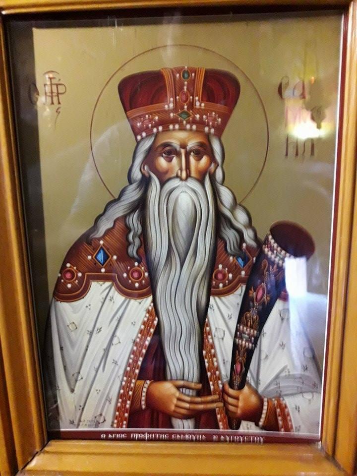 Το larisanew.gr στον Όσιο Δαυίδ (ΦΩΤΟΓΡΑΦΙΕΣ)