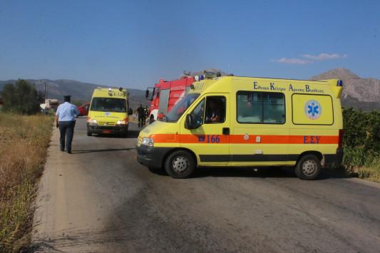 Τραγωδία – Νεκρός 19χρονος σε τροχαίο – Δύο σοβαρά τραυματίες