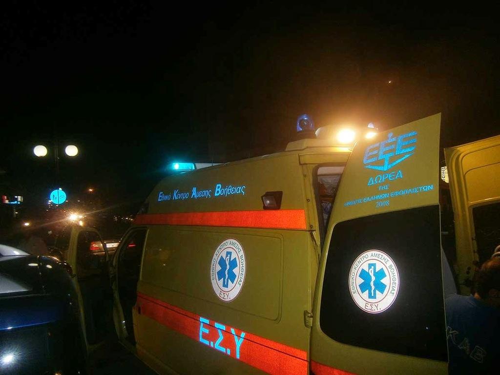 Αυτοκίνητο παρέσυρε και σκότωσε γυναίκα