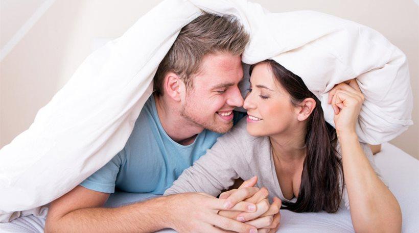 Η συχνότητα του σεξ σε ένα ζευγάρι