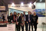 Στη διεθνή έκθεση τουρισμού 'Holiday & Spa Expo' η Περιφέρεια Θεσσαλίας