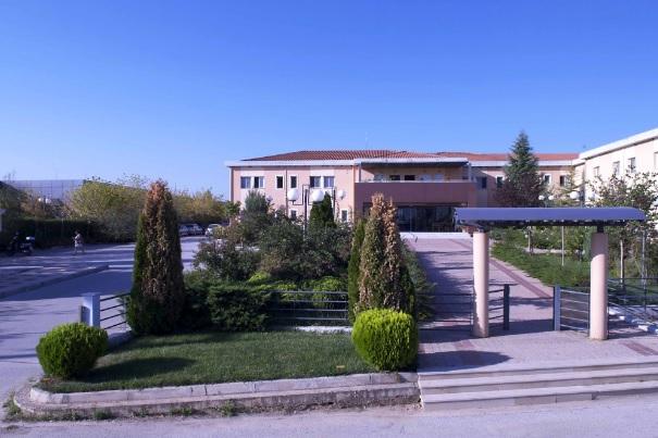 Θεσσαλικό Κέντρο Αποκατάστασης