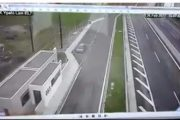 Βίντεο που σοκάρει από το θανατηφόρο τροχαίο στην Εθνική Οδό (video)