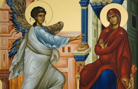 Γιατί ο Ευαγγελισμός της Θεοτόκου εορτάζεται στις 25 Μαρτίου