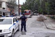 Λάρισα: Χωρίς περόνη η χειροβομβίδα που βρέθηκε σε αυλή μονοκατοικίας