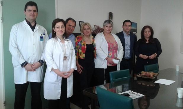 Εκπαίδευση άπορων γυναικών στην αυτοεξέταση για τον καρκίνο του μαστού-Πρόγραμμα πρόληψης στο Πανεπιστημιακό