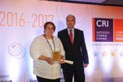 ΒραβείοCRI Pass από το Ινστιτούτο Εταιρικής Ευθύνης για την Αυτοκινητόδρομος Αιγαίου