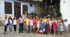 Στην κοιλάδα των Τεμπών και στα ιστορικά Αμπελάκια οι σύλλογοι απο Ουγγαρία και Πολωνία
