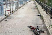 Αδιανόητο: Νεκρό 9χρονο αγόρι που έπεσε από ποδήλατο