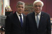 Κ. Αγοραστός: «Από τον Αλμυρό εκπέμπουμε μήνυμα ομοψυχίας, ενότητας και αγωνιστικότητας: Ο Ελληνισμός μπορεί και θα μεγαλουργήσει ξανά»