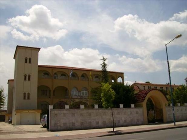 Κλειστή από τις 16 Αυγούστου η Μητρόπολη Λάρισας