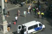 Βαρκελώνη: Βαν έπεσε πάνω σε πεζούς - Πάνω από 13 οι νεκροί (Video)