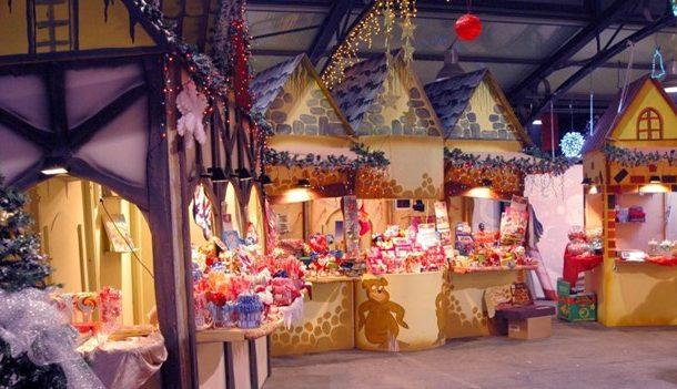 Χριστουγεννιάτικο Πάρκο στο Αλκαζάρ θα φτιάξει ο Δήμος Λαρισαίων