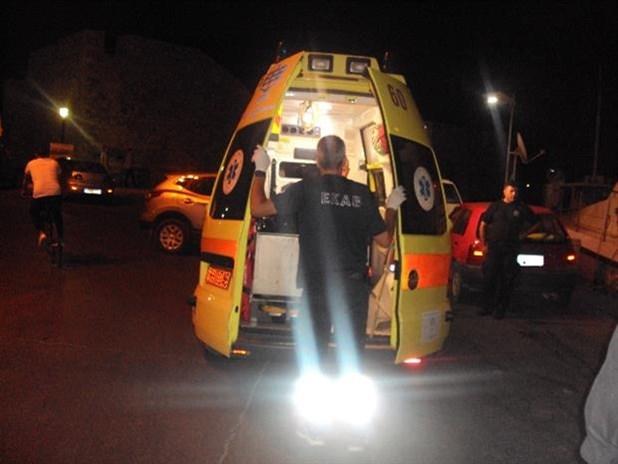 Τροχαίο με έναν σοβαρά τραυματία