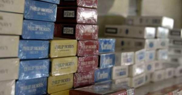 Λάρισα: 17χρονοι υπεύθυνοι για κλοπή – αφαίρεσαν 50 πακέτα τσιγάρα