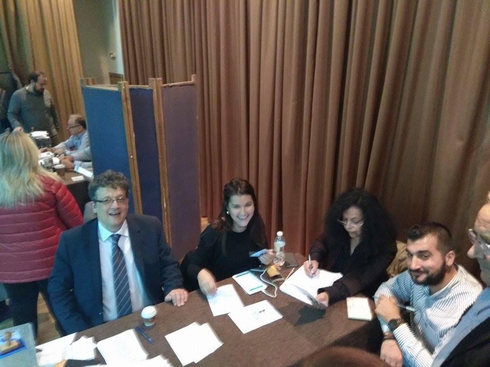 Κεντροαριστερά: Μεγάλη η συμμετοχή στα εκλογικά κέντρα στο νομό Λάρισας (ΦΩΤΟ)