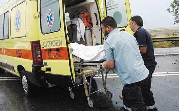 Λάρισα: Σοβαρά τραυματισμένος ένας άντρας μετά από παράσυρση