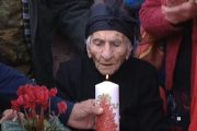Η γιαγιά Ελένη με τα 15 παιδιά, 56 εγγόνια, 129 δισέγγονα