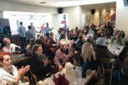 Γιορτή εθελοντριών και ευεργετών της τοπικής εκκλησίας