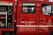 Κατερίνη: Ενας νεκρός σε πυρκαγιά σε πολυκατοικία -2 άτομα χωρίς τις αισθήσεις τους σε άλλο διαμέρισμα