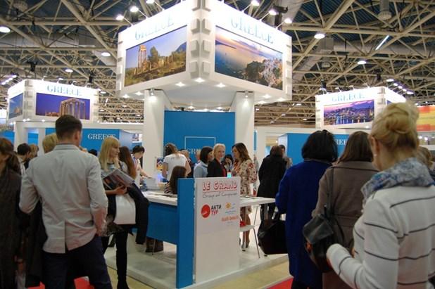 Δυναμική η παρουσία της Θεσσαλίας στις τουριστικές εκθέσεις