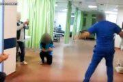 Σάλος για το γλέντι στα επείγοντα του νοσοκομείου Μυτιλήνης