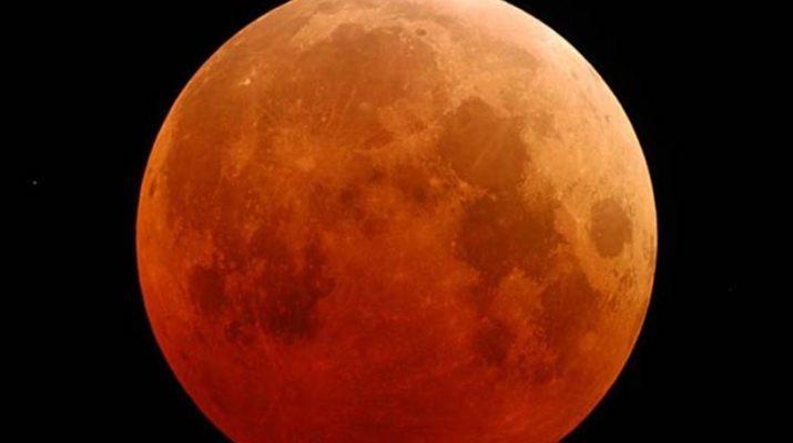 Σήμερα το σπάνιο τριπλό «σόου» του φεγγαριού με την ολική έκλειψη υπερ-Σελήνης