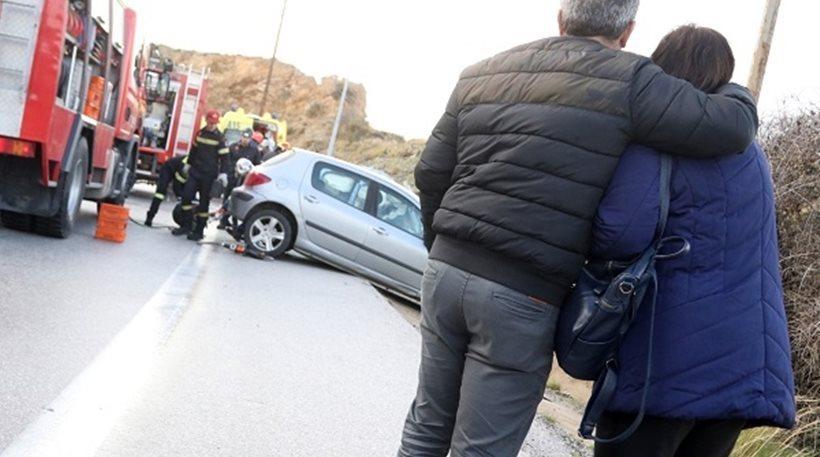 Πολύνεκρο τροχαίο στην Κρήτη: Ψυχικό ράκος η ανήλικη τραυματίας – Έμαθε την αλήθεια