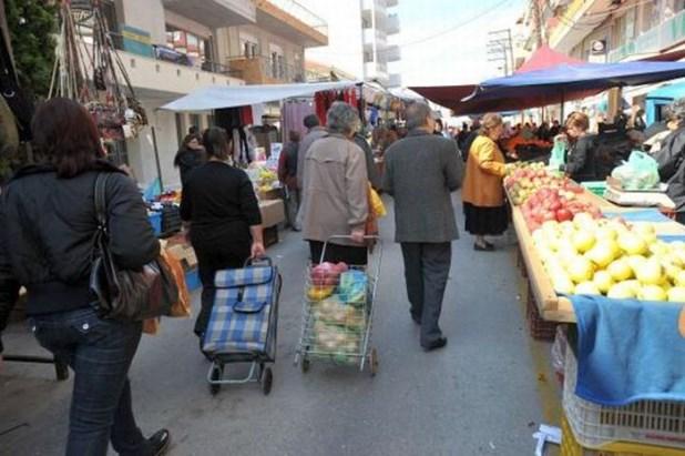 Λάρισα: Ποιά μέρα θα γίνουν οι Λαϊκές Αγορές της 28ης Oκτωβρίου