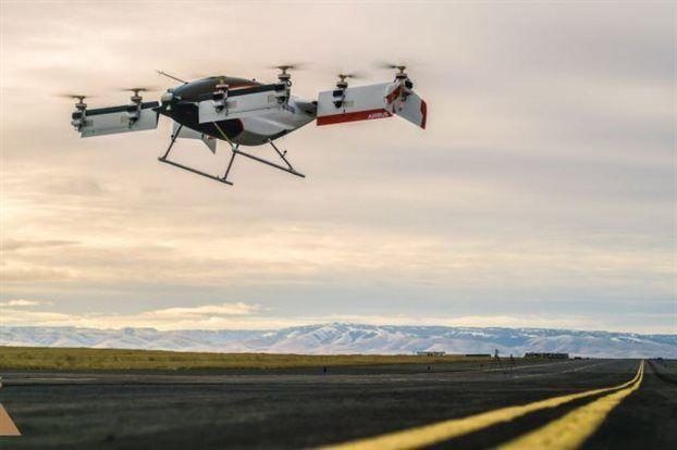 Ετοιμάζει αυτόνομο μονοθέσιο ιπτάμενο ταξί η Airbus