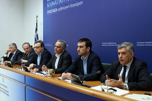 Κονδύλια 57 εκ. ευρώ για έργα διαχείρισης λυμάτων στη Θεσσαλία