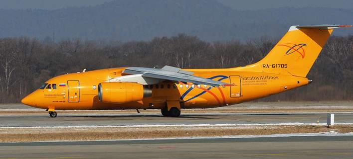 Ρωσία: Συνετρίβη αεροσκάφος με 71 επιβάτες – Εξω από τη Μόσχα