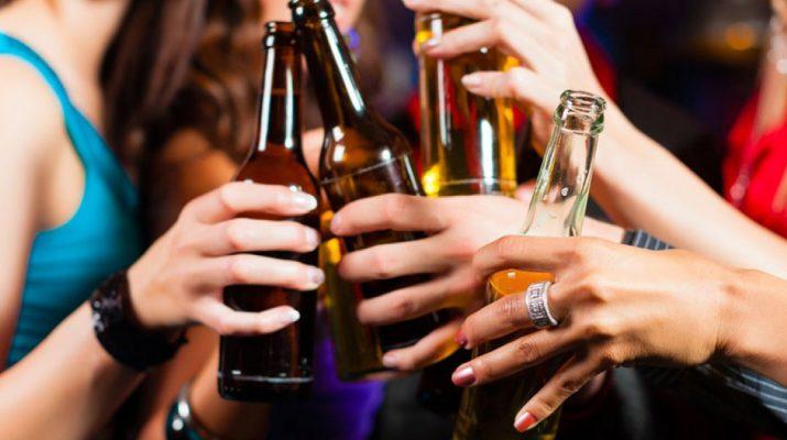 Με προβλήματα αλκοολισμού το 10% των Ελλήνων!