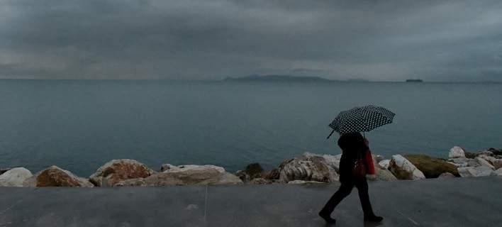 Βροχερός ο καιρός σήμερα -Πού θα έχει καταιγίδες