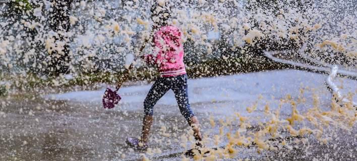 Κακοκαιρία συνέχεια με βροχές σε όλη τη χώρα