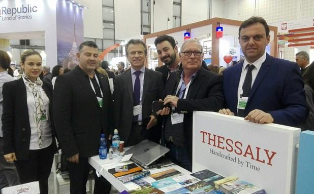Πολλά υποσχόμενη η τουριστική αγορά του Ισραήλ-Ανοιγμα της Θεσσαλίας
