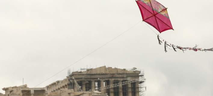 Λαγάνα 2 μέτρων για τη Μακεδονία -Με το αστέρι της Βεργίνας και τον Μ. Αλέξανδρο