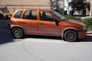 Ιστορίες καθημερινής τρέλας στη Λάρισα! Πάρκαρε σε roundabout (ΦΩΤΟ)