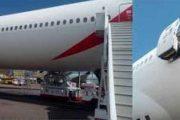Αεροσυνοδός σκοτώθηκε πέφτοντας από την έξοδο κινδύνου