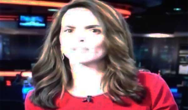 Γκάφα μεγατόνων: Έβαλαν κατά λάθος πορνό στο δελτίο ειδήσεων. Βίντεο